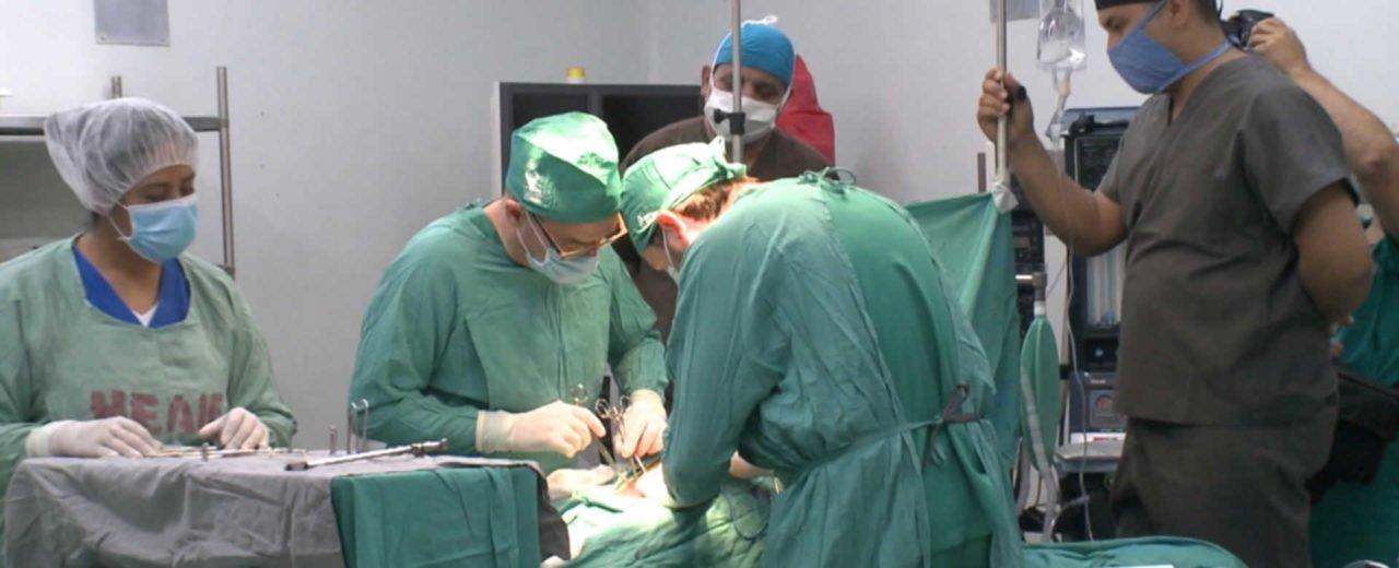 Hospital Antonio Lenin Fonseca, vela por la salud de los padres