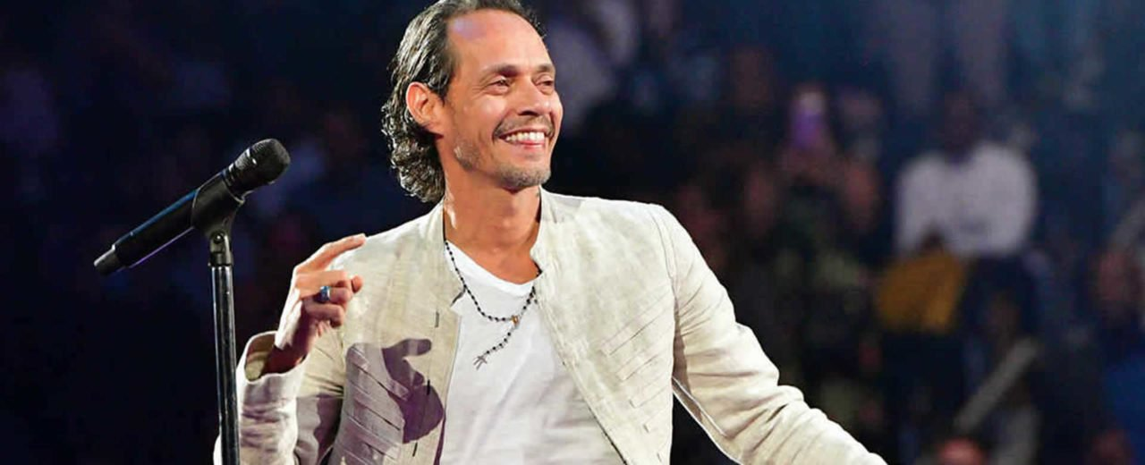 Marc Anthony se une al 'Swish swish challenge' junto a su hija