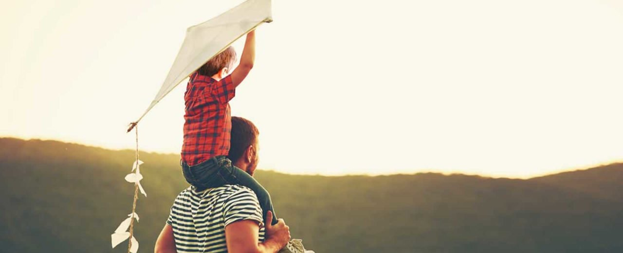 Papá, sinónimo de aprendizaje, protección y amor