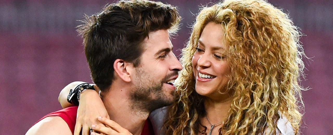 Piqué dedica bello mensaje a Shakira por el inicio de su gira mundial