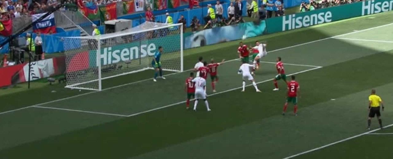 Portugal logra acercarse a octavos de la Copa del Mundo
