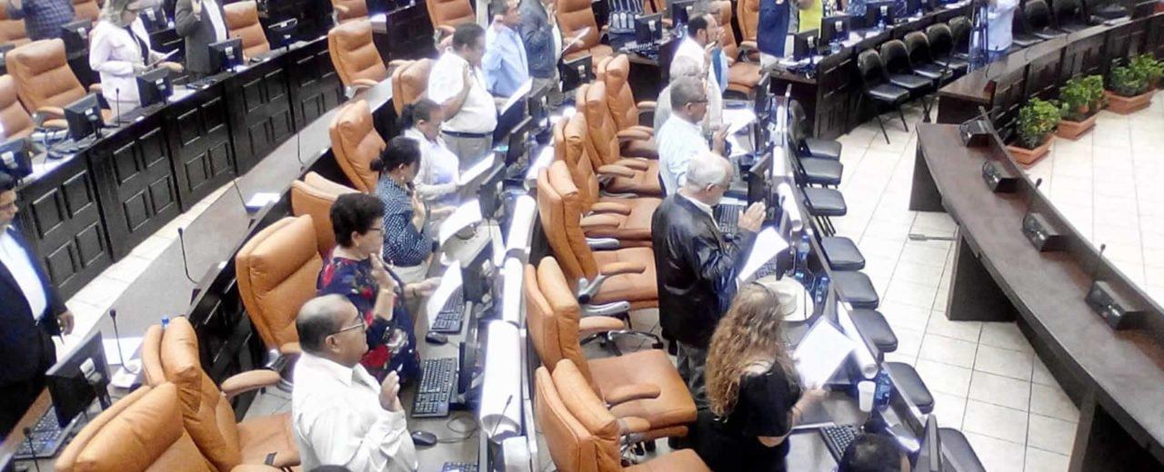 Asamblea Nacional eleva oración por la paz y la reconciliación en Nicaragua