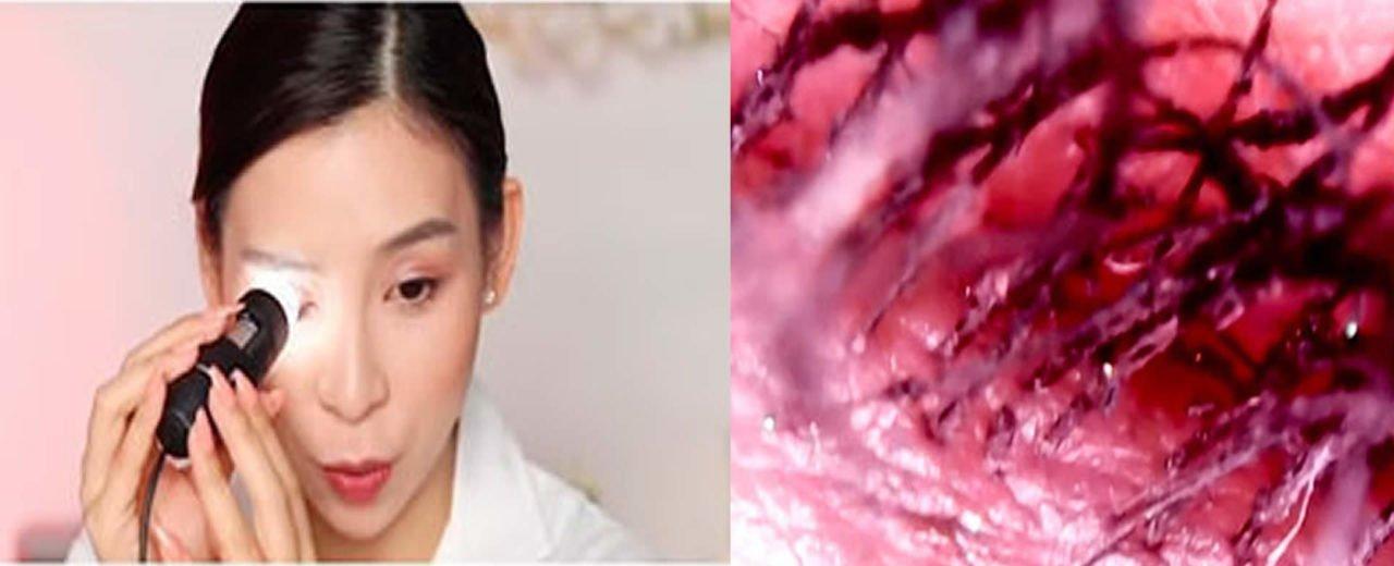 Esto es lo que le ocurre a tu piel cuando te maquillas