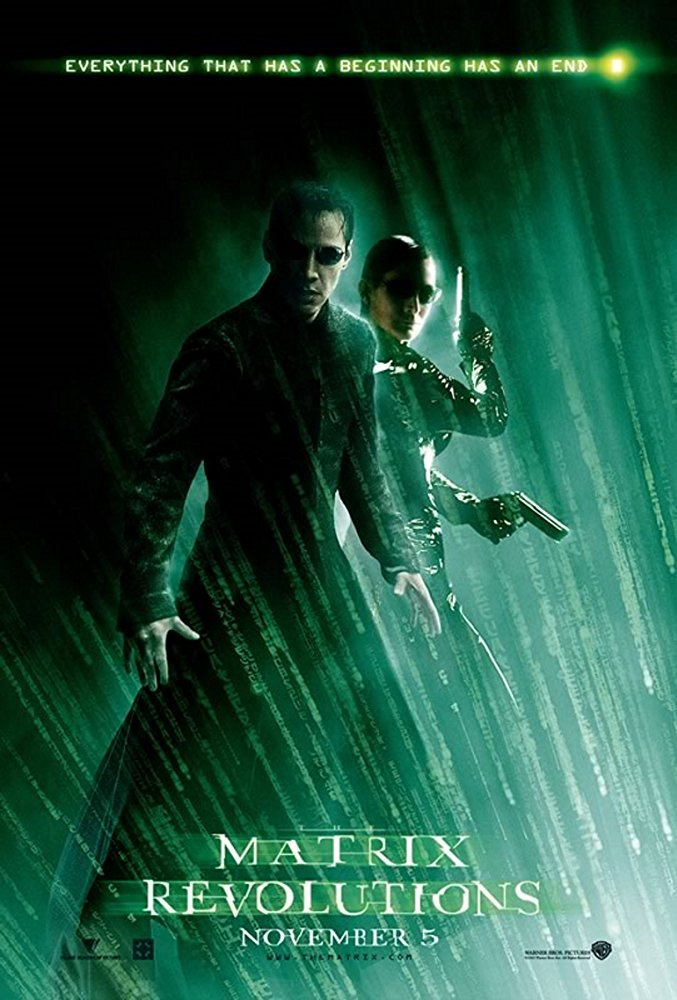 Martes de Adrenalina - The Matrix Revolutions