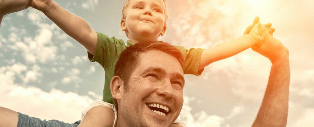 ¿Cuál debe ser la reacción de un hombre al enterarse que será papá?