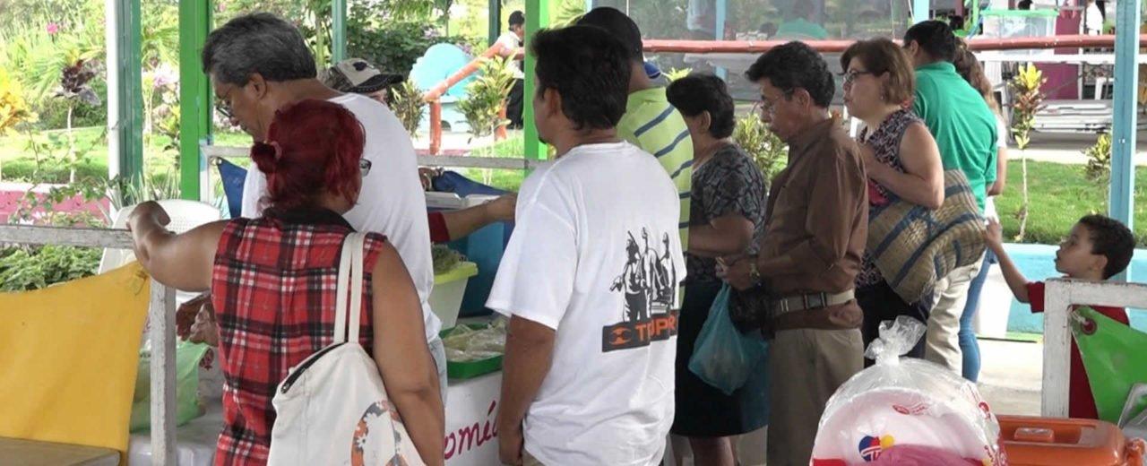 Protagonistas invitan a disfrutar 'Día del Padre' en Parque Nacional de Feria
