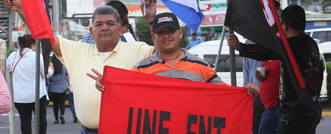 Familias capitalinas se concentraron en la rotonda Hugo Chávez en respaldo al reinicio del Diálogo