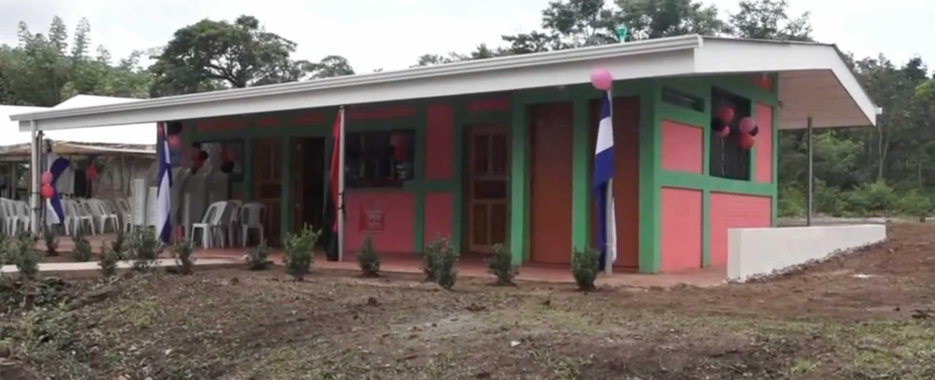 Inauguran centro de salud en san jer nimo municipio de san juan del sur - Centro de salud san juan ...