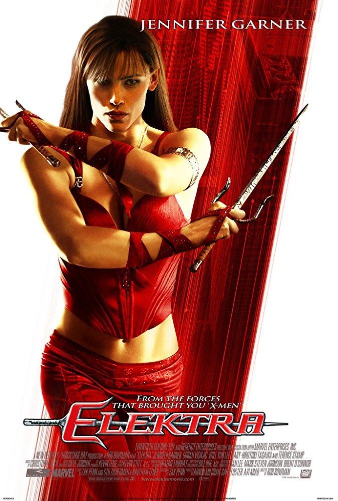 Cine del 13 - Elektra