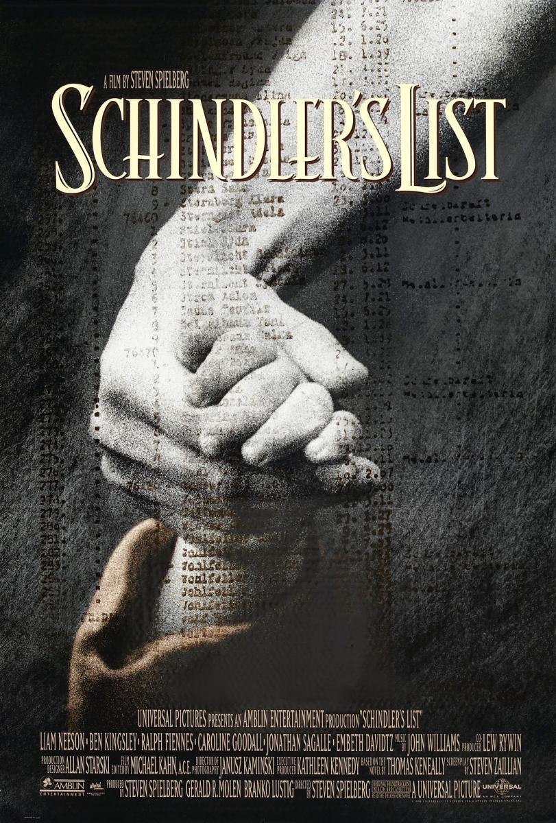 Cine del 13 - Schindler's List