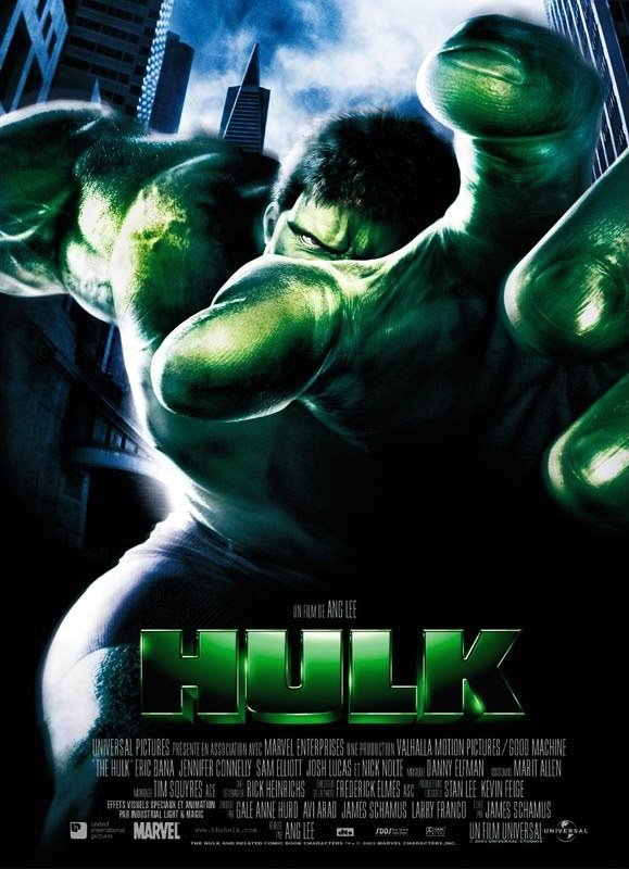 Martes de Adrenalina - The Hulk
