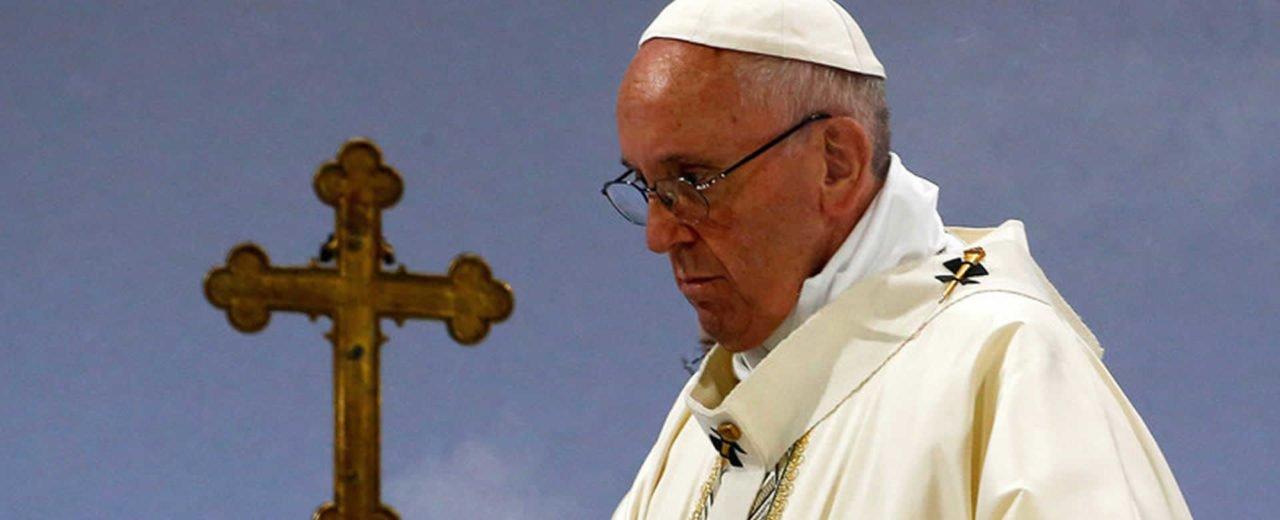 El Papa Francisco está al lado de las víctimas de los curas pedófilos en Pensilvania