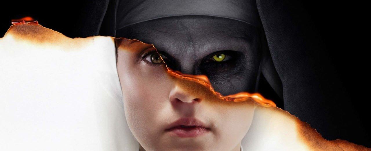 """YouTube censura anuncio de la película """"La Monja"""" por dar mucho miedo"""