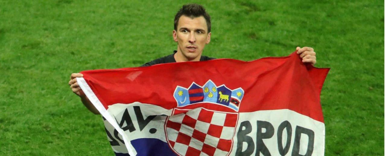 Mandzukic: 'Creo que me llegó la hora', así se despide de la Selección Croata