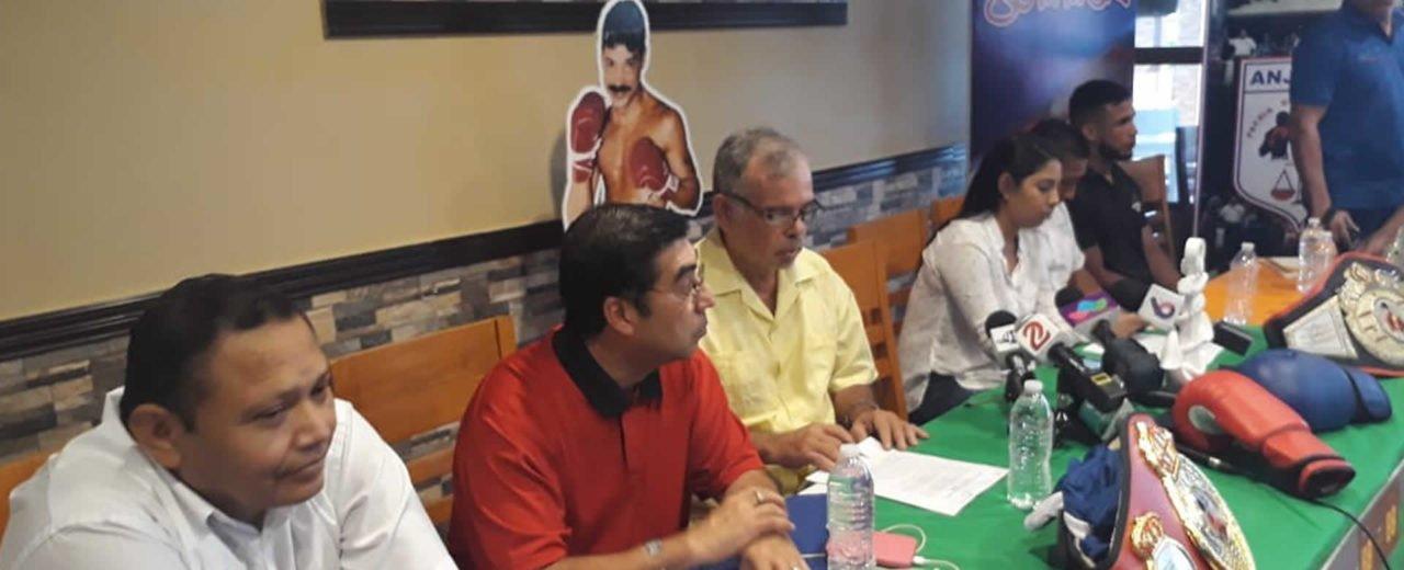 Todo listo para  la Quinta Edición del Campeonato Nacional de Boxeo Superior Copa Alexis Argüello