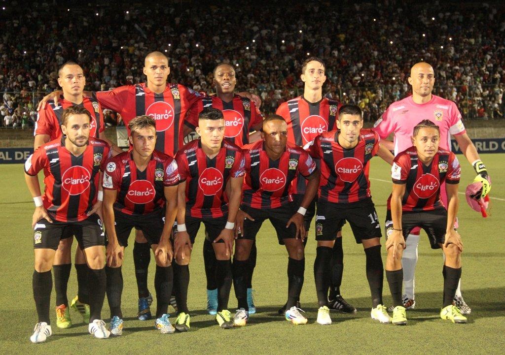 CD Walter Ferretti logró clasificar dos veces a cuartos de final en un torneo oficial de CONCACAF