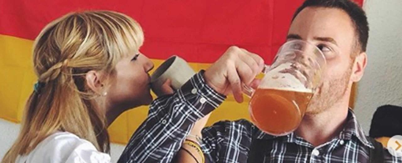 Al menos seis millones de Cerveceros asisten al Oktoberfest