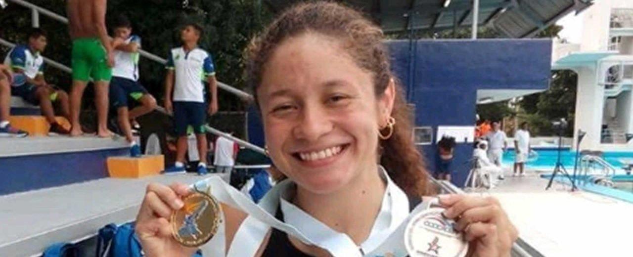 Atleta de secundaria, María Hernández gana Oro para Nicaragua en los CODICADER