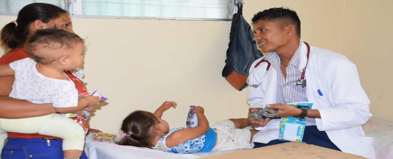 Comunidad El transito ya cuenta con rehabilitación del SILAIS Victoria del Carmen