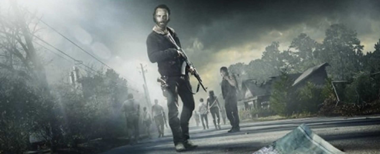 """Nuevo póster de """"The Walking Dead"""""""