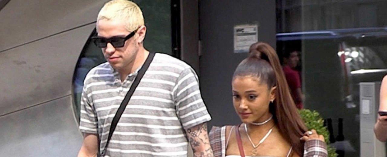 ¿Qué hay detrás de la ausencia de Ariana Grande y Pete Davidson en los Emmy?