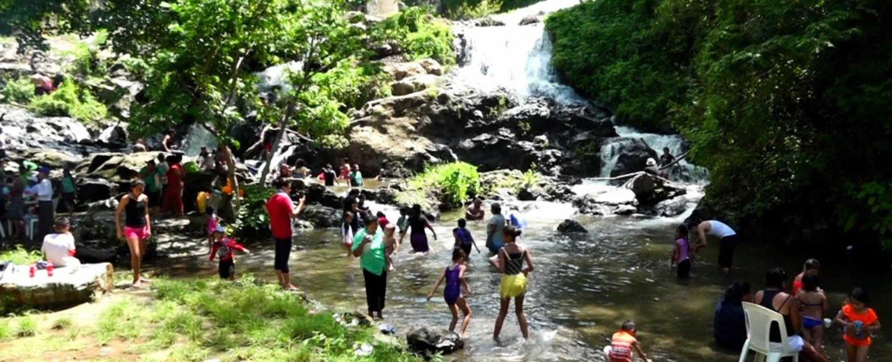 Salto de San Rafael del Sur, un lugar único y refrescante para disfrutar en familia