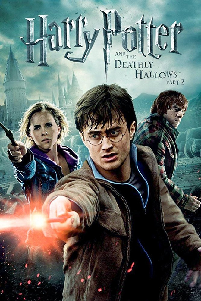 Cine del 13 - Harry Potter and the Deathly Hallows: Part 2