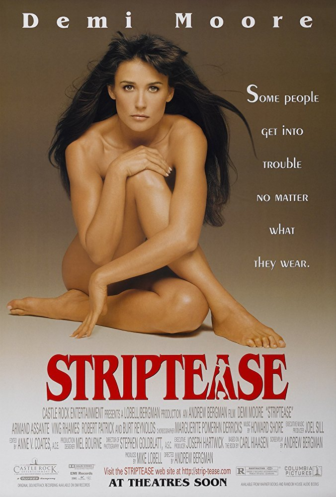 Cine del 13 - Striptease