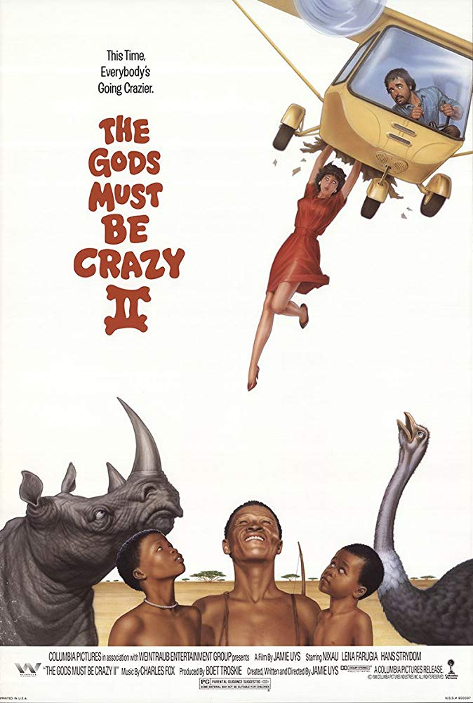 Cine del 13 - The Gods Must be Crazy II