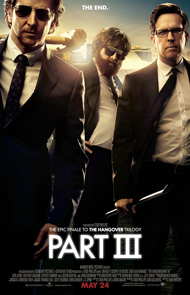 Cine del 13 - The Hangover Part III