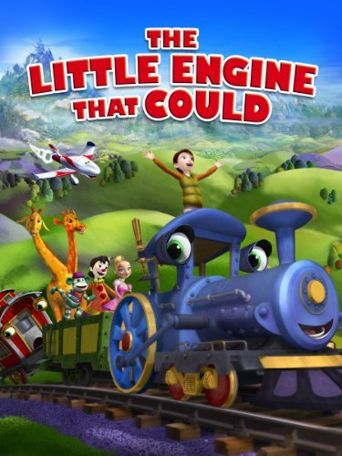 Cine Animado - The Little Engine that Could