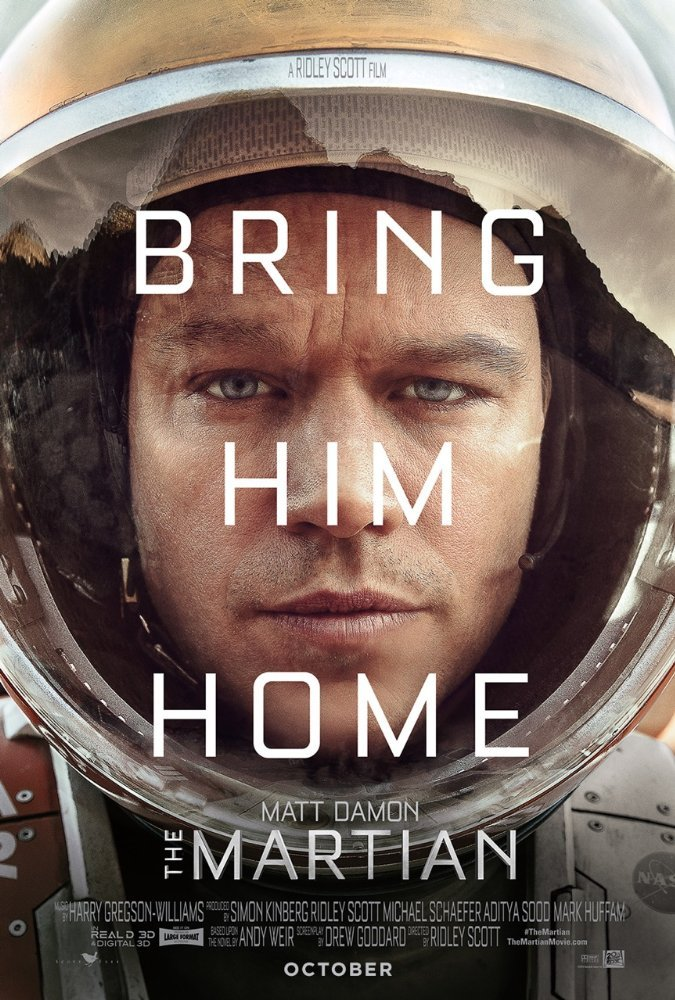 Domingos Estelares - The Martian