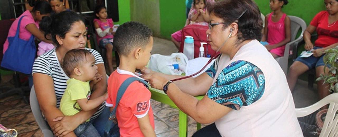 MINSA acerca más la atención salud a las familias de Bluefields