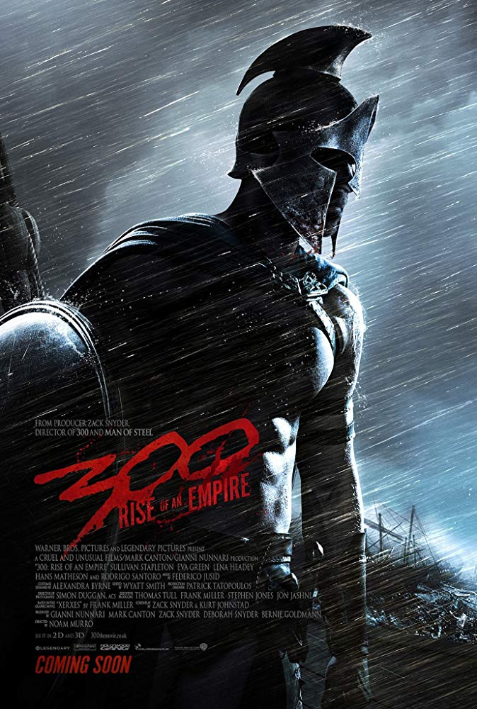 Cine del 13 - 300: Rise of an Empire