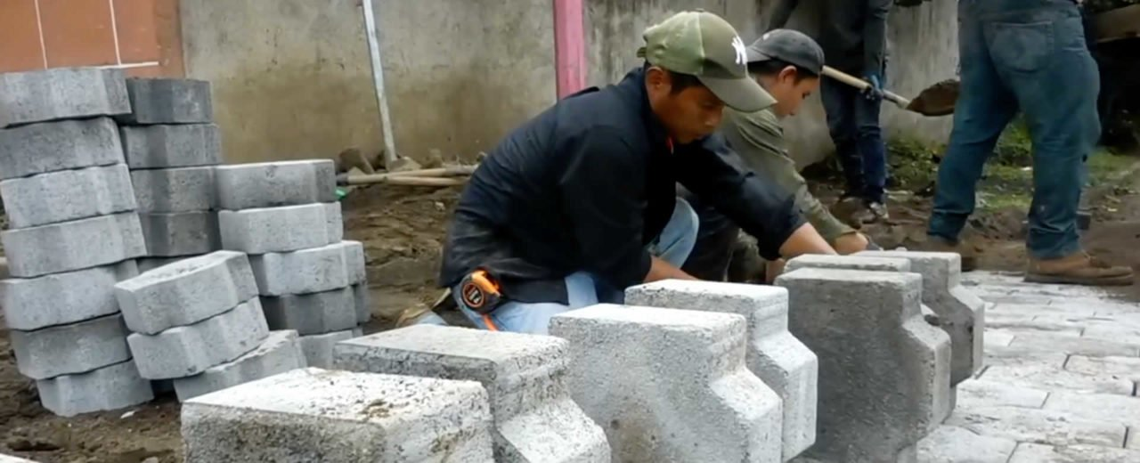 INIFOM: Alrededor de 25 kilómetros de caminos revestidos benefician a las familias