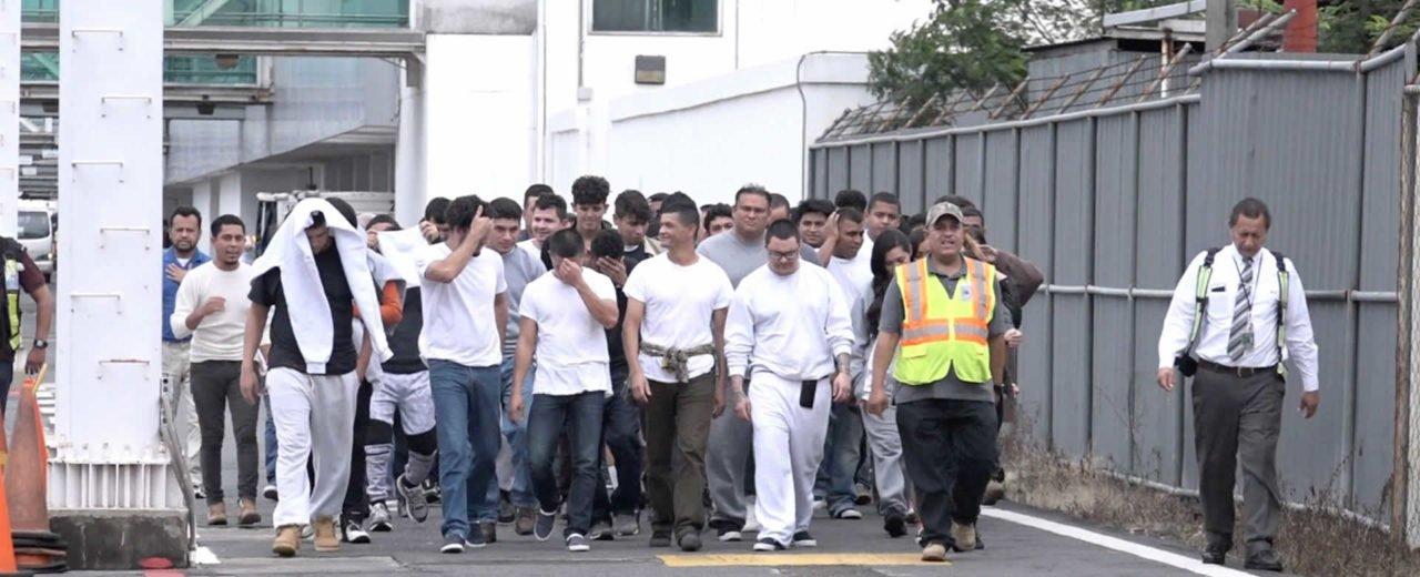 Arriban más hermanos nicaragüenses deportados por EE.UU.