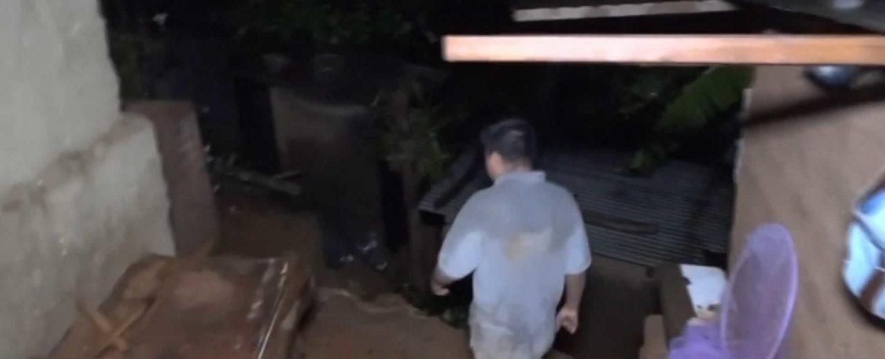 Autoridades de San Juan del Río Coco brindan acompañamiento a familias afectadas por lluvias