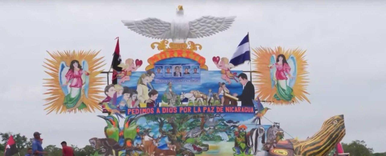 """Culmina con éxito el décimo """"Carnaval acuático vida, paz y alegría"""""""