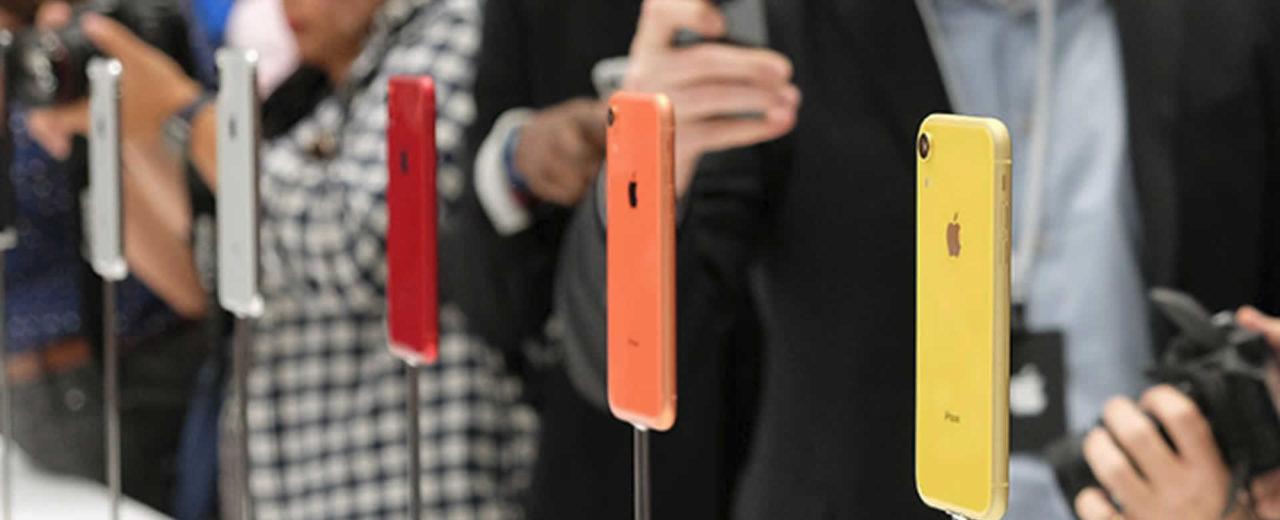 La industria de la manzanita lanza carcasa transparente para iPhone XR