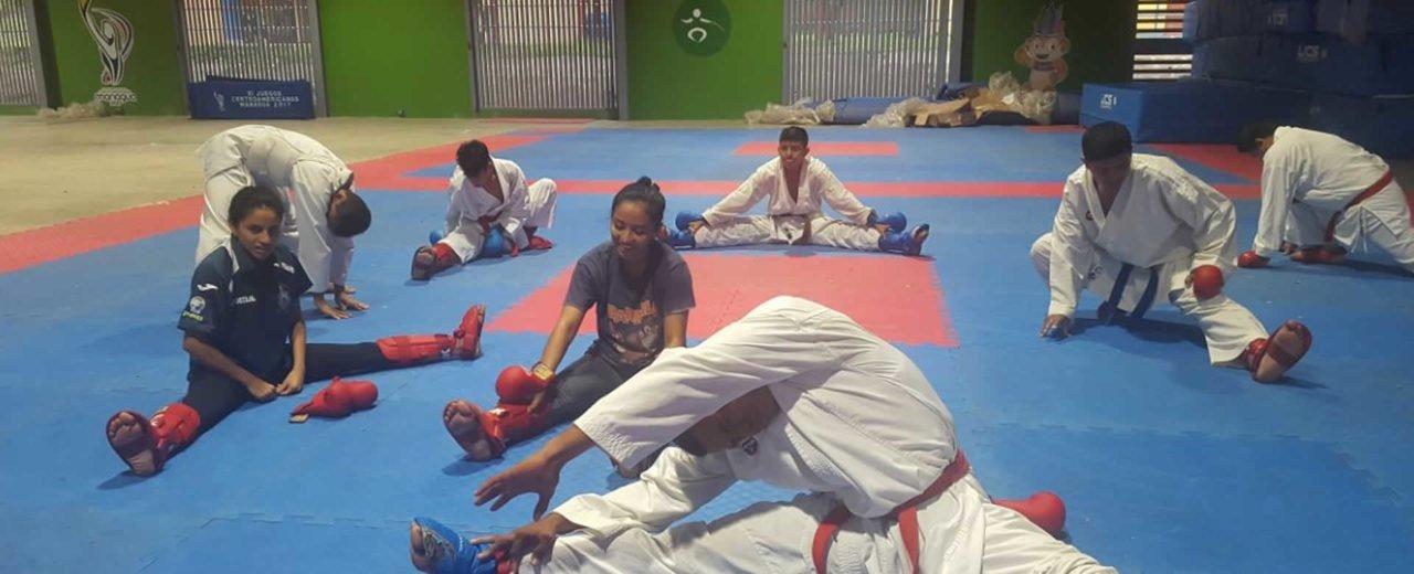 Ocotal celebra 200 años con Open Internacional de Karate Do