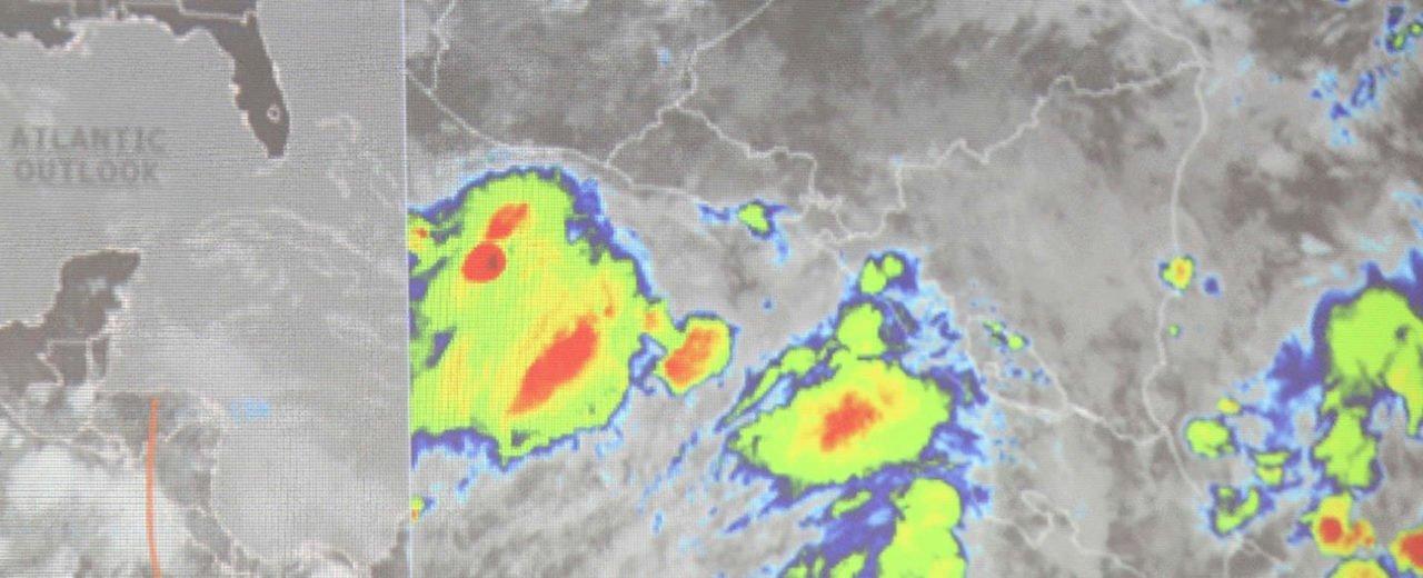 Una nueva Onda Tropical podría entrar al país este fin de semana