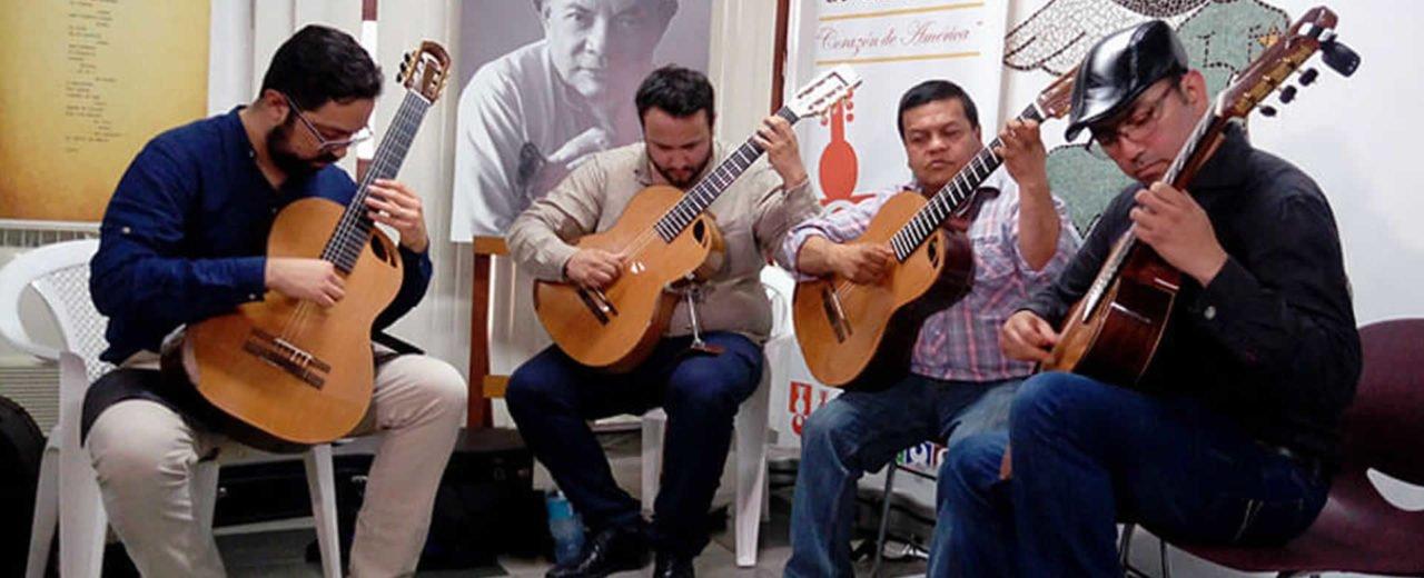 Ya dio inicio el XVIII Festival Internacional de Guitarra