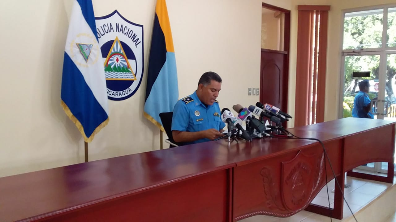 Policía Nacional no autoriza manifestaciones a personas investigadas por actos golpistas