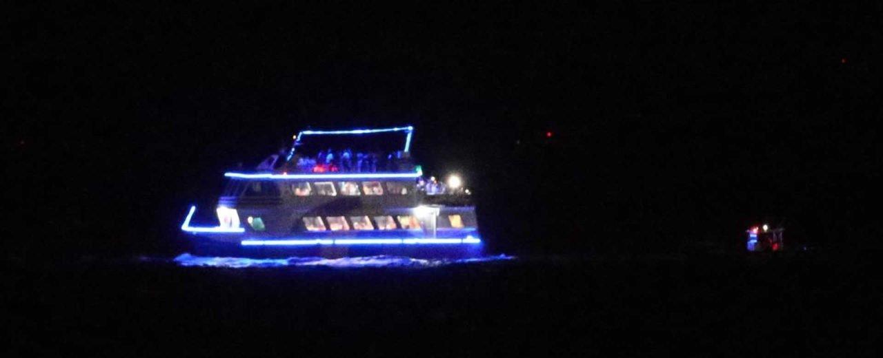 Crucero Momotombito hace su primer recorrido por las aguas del Lago Xolotlán
