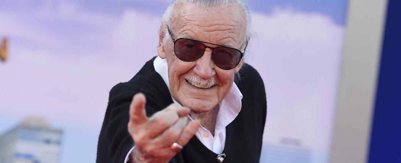 Fallece Stan Lee el creador de Spiderman, Hulk, Iron Man y otros personajes icónicos