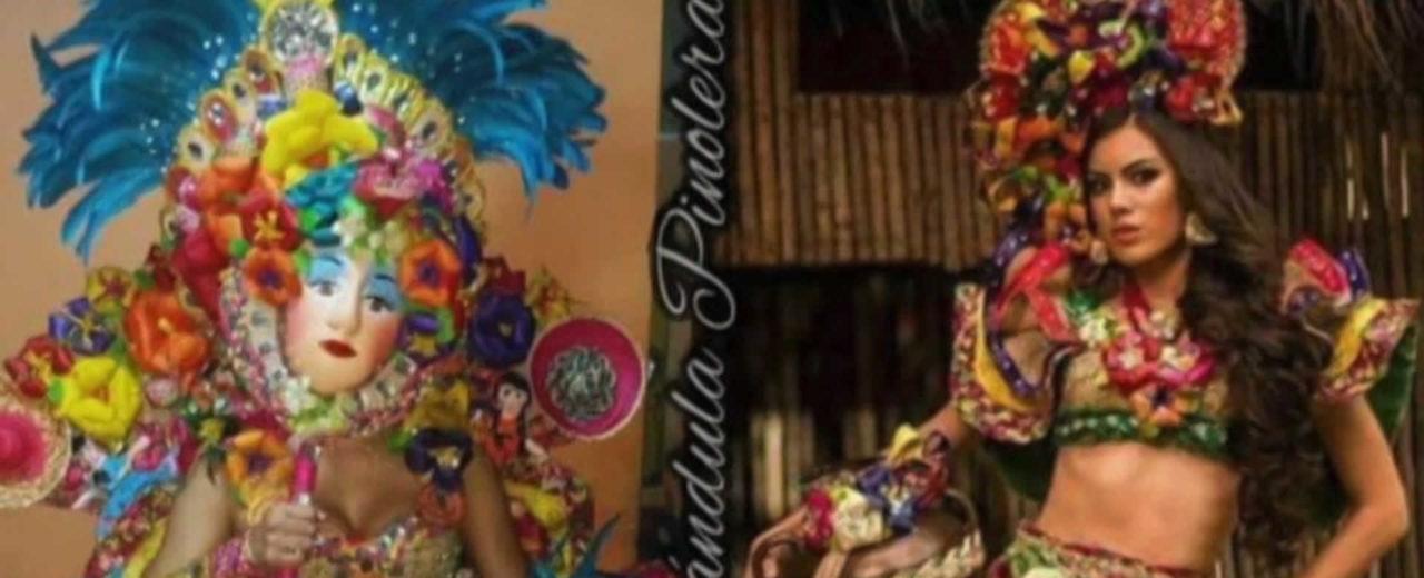 ¿Traje Nacional o piñata? Conozca lo que usará Nicaragua en Miss Universo