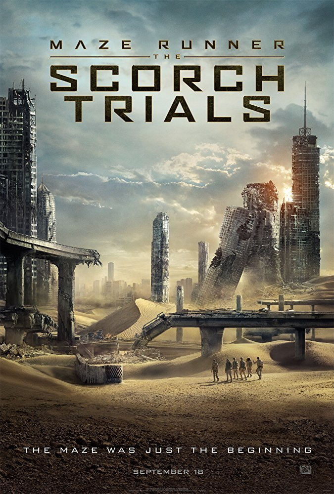 Domingos Estelares - Maze Runner: The Scorch Trials
