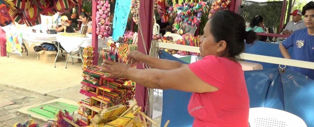 Feria navideña del 9 al 23 de diciembre desde Parque Nacional de Ferias