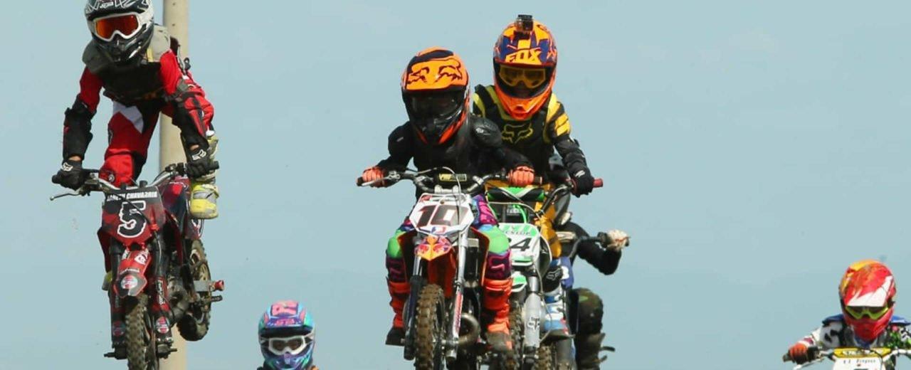 La Pista Extrema Paseo Xolotlán fue el escenario perfecto para el Campeonato Nacional de Motocross