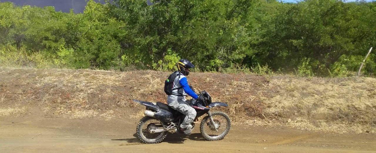 Motorizados de León realizaron Rally Extremo hacia el Cerro Negro